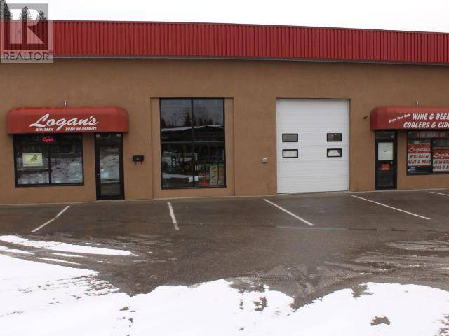 Commercial property for sale at 2203 Dartmouth Dr Unit 105 Penticton British Columbia - MLS: 182369