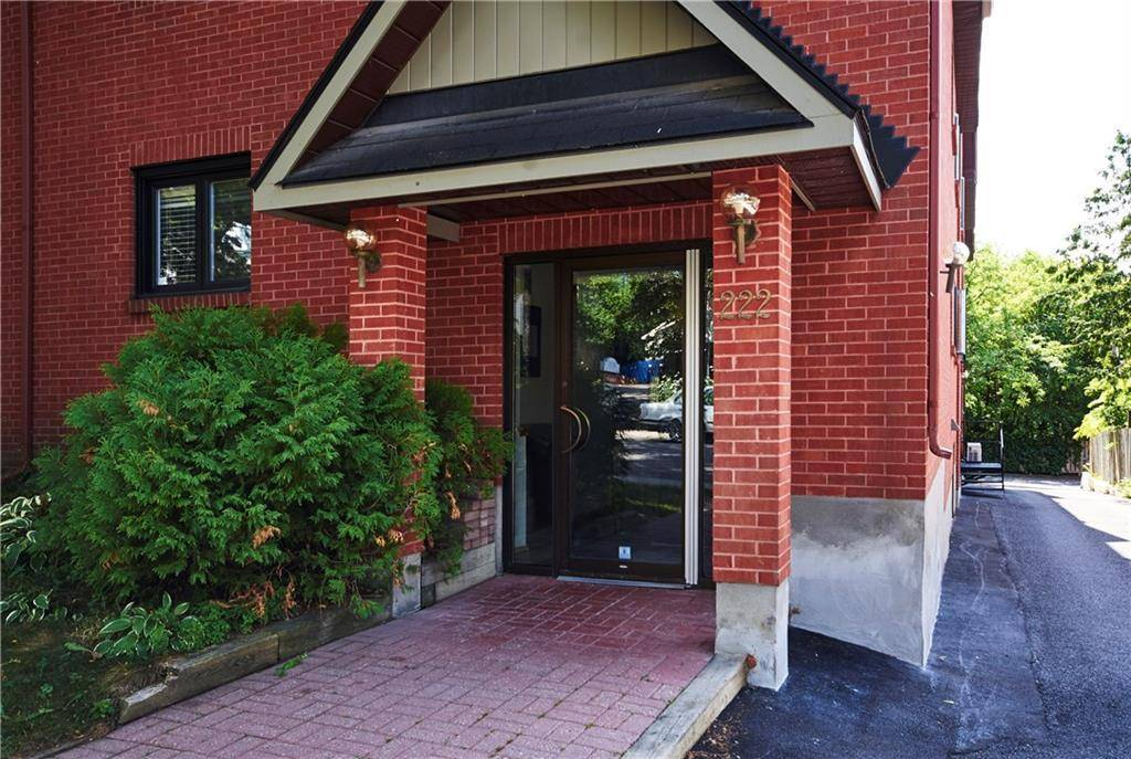 Condo for sale at 222 Russell Ave Unit 105 Ottawa Ontario - MLS: 1161266