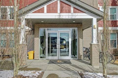 Condo for sale at 2300 Evanston Sq Northwest Unit 105 Calgary Alberta - MLS: C4290590