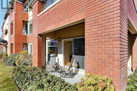 Condo for sale at 2380 Brethour Ave Unit 105 Sidney British Columbia - MLS: 412206