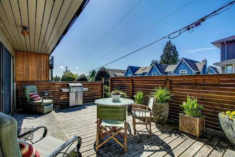 Condo for sale at 2545 Lonsdale Ave Unit 105 North Vancouver British Columbia - MLS: R2361917
