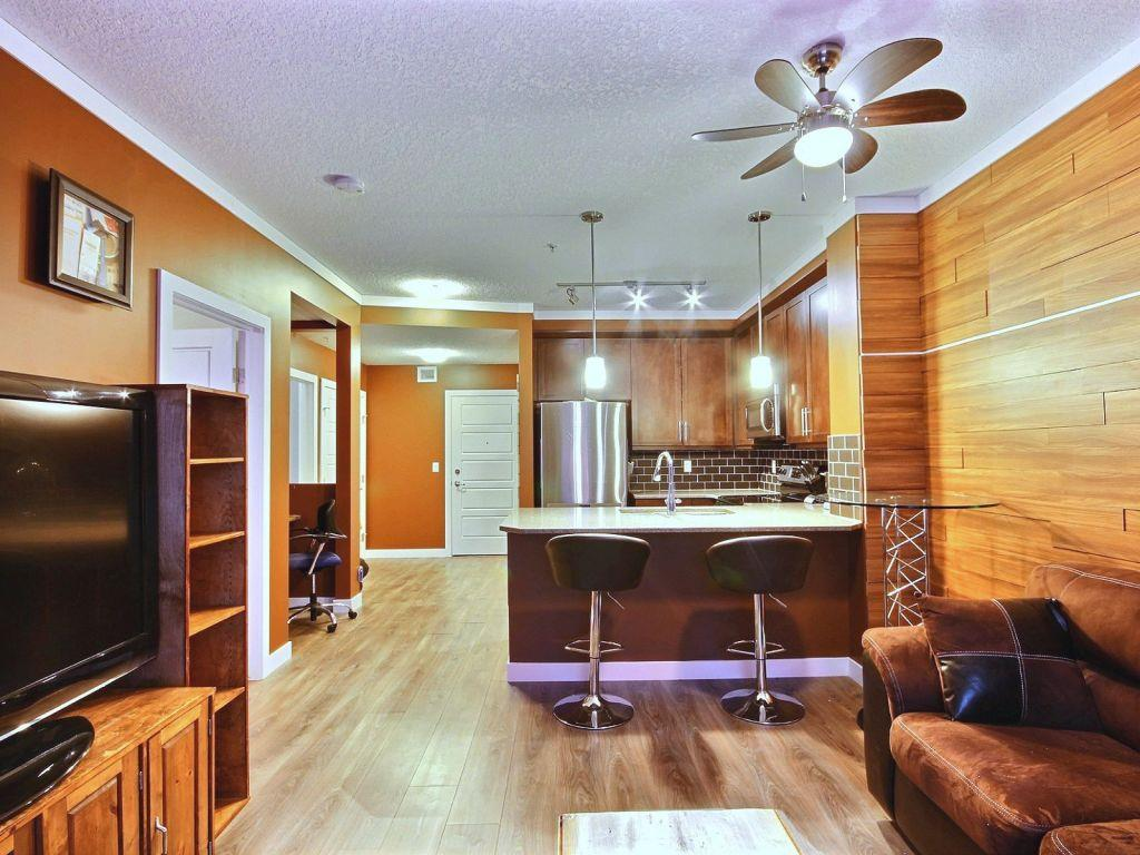 For Sale: 105 - 2588 Anderson Way, Edmonton, AB | 1 Bed, 1 Bath Condo for $199,900. See 18 photos!