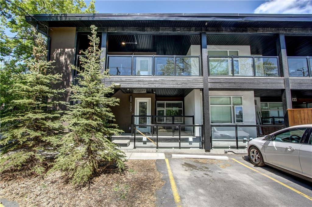 Condo for sale at 2815 17 St Sw Unit 105 South Calgary, Calgary Alberta - MLS: C4222671