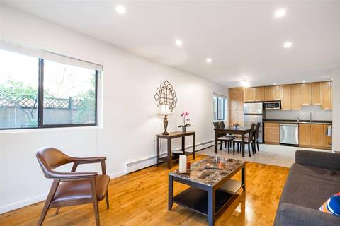 Condo for sale at 2935 Spruce St Unit 105 Vancouver British Columbia - MLS: R2445479