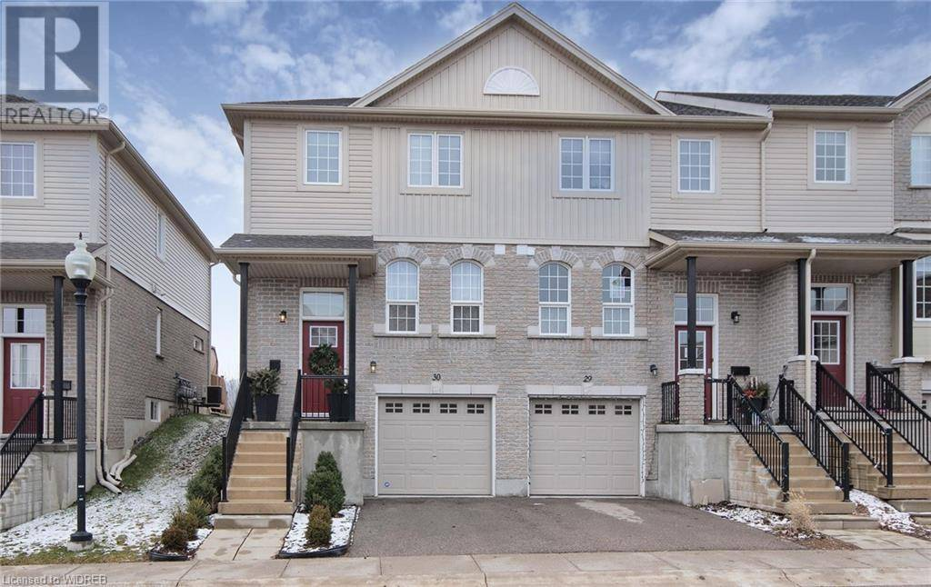 Townhouse for sale at 30 Pinnacle Dr Unit 105 Kitchener Ontario - MLS: 240488