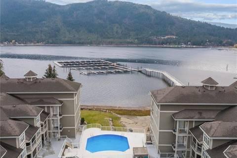 Condo for sale at 302 Mara Lake Ln Unit 105 Sicamous British Columbia - MLS: 10172103