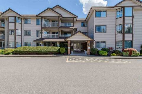 Condo for sale at 32145 Old Yale Rd Unit 105 Abbotsford British Columbia - MLS: R2373888