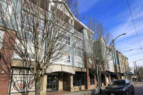 Condo for sale at 3333 4th Ave W Unit 105 Vancouver British Columbia - MLS: R2432968