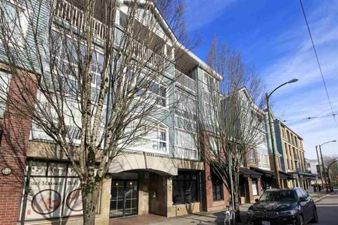 Condo for sale at 3333 4th Ave W Unit 105 Vancouver British Columbia - MLS: R2432968