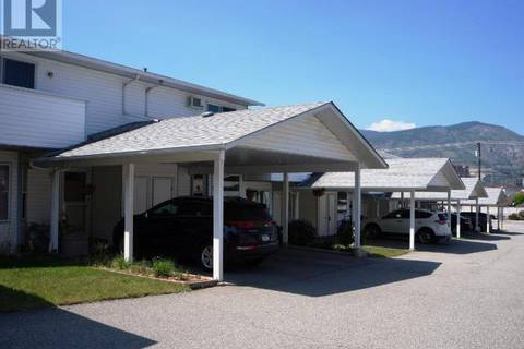 Townhouse for sale at 3412 Main St South Unit 105 Penticton British Columbia - MLS: 178513