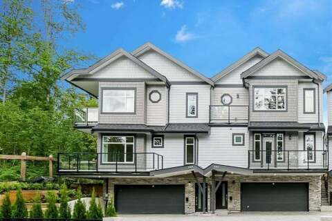 Townhouse for sale at 3499 Gislason Ave Unit 105 Coquitlam British Columbia - MLS: R2475365