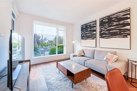 Condo for sale at 375 59th Ave W Unit 105 Vancouver British Columbia - MLS: R2426059