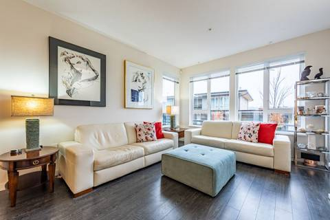 Condo for sale at 3873 Cates Landing Wy Unit 105 North Vancouver British Columbia - MLS: R2427197
