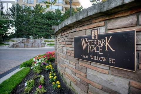 Condo for sale at 4 Willow Street St Unit 105 Waterloo Ontario - MLS: 30747424