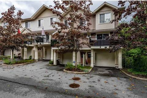 Townhouse for sale at 4401 Blauson Blvd Unit 105 Abbotsford British Columbia - MLS: R2403728