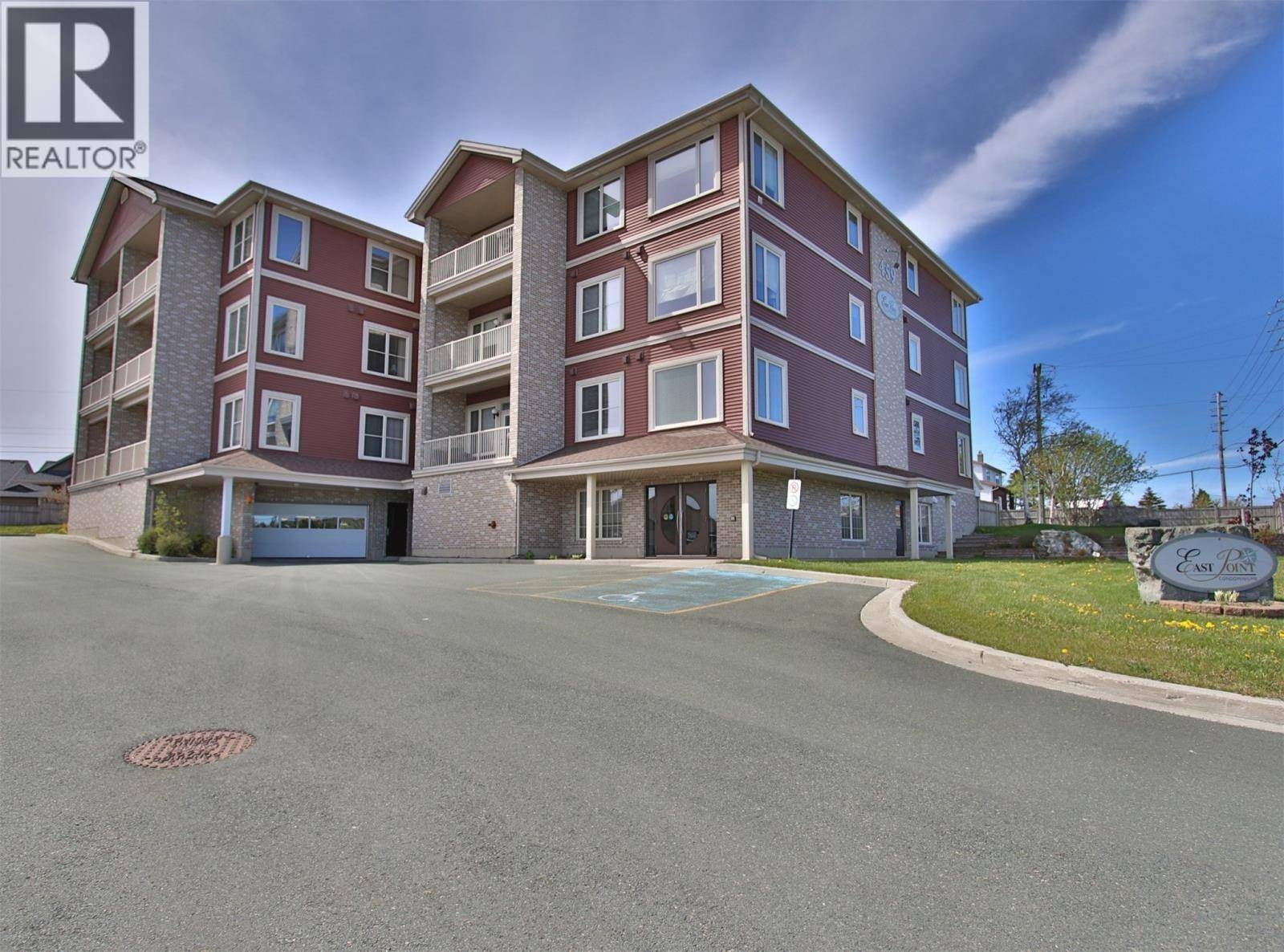House for sale at 459 Logy Bay Rd Unit 105 St. John's Newfoundland - MLS: 1211556
