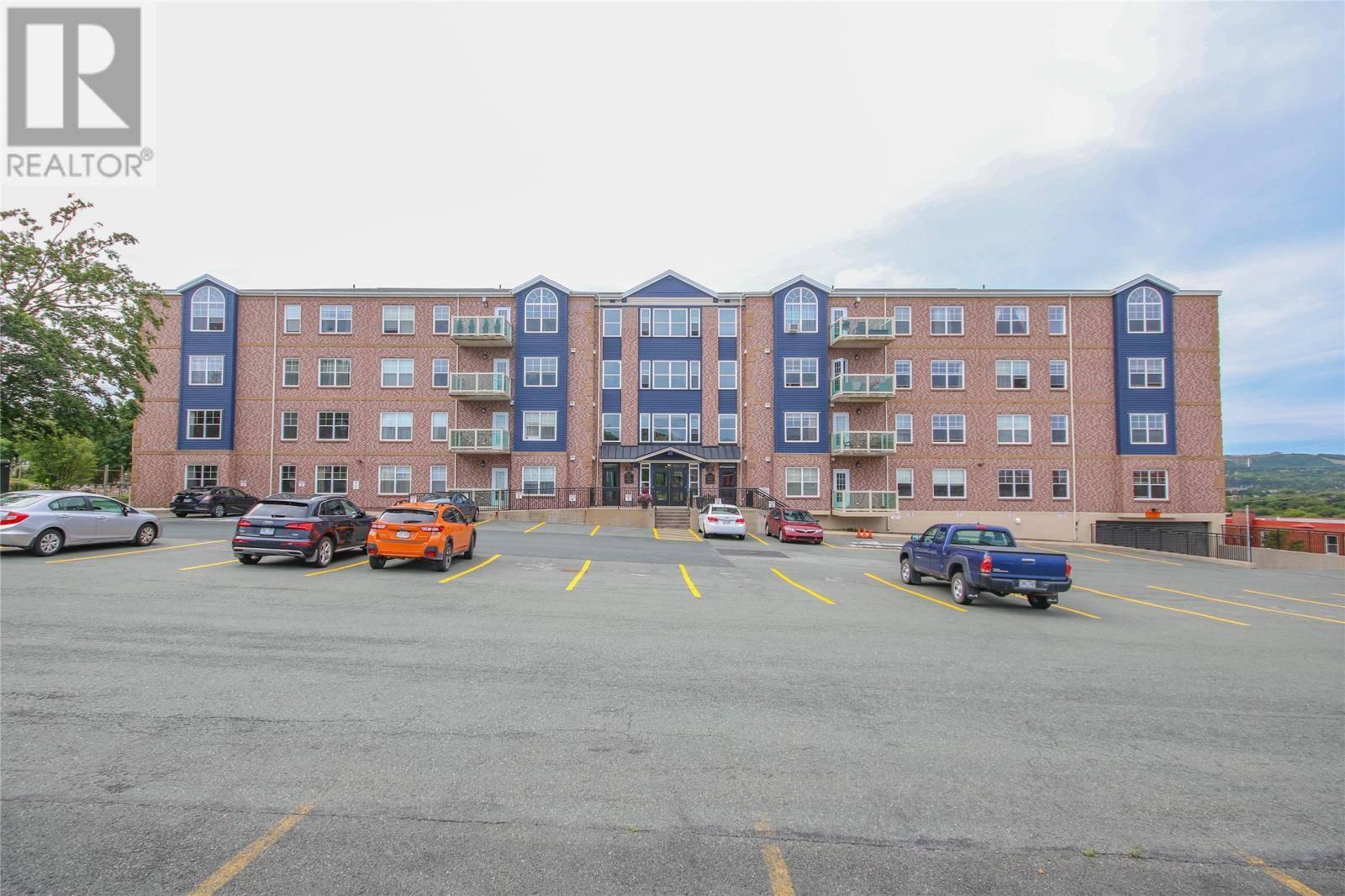 House for sale at 47 Margarets Pl Unit 105 St. John's Newfoundland - MLS: 1209987