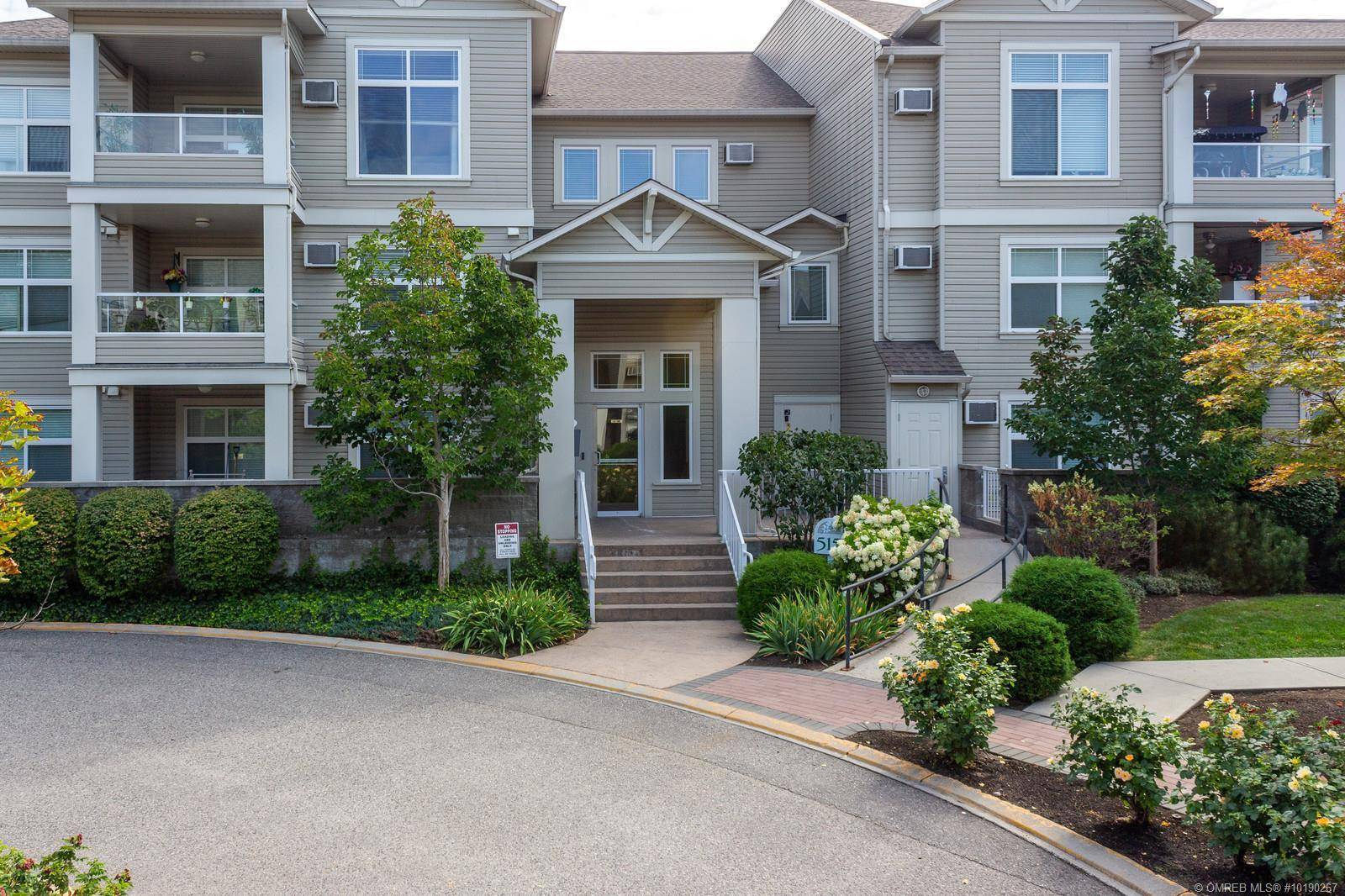 Condo for sale at 515 Houghton Rd Unit 105 Kelowna British Columbia - MLS: 10190267