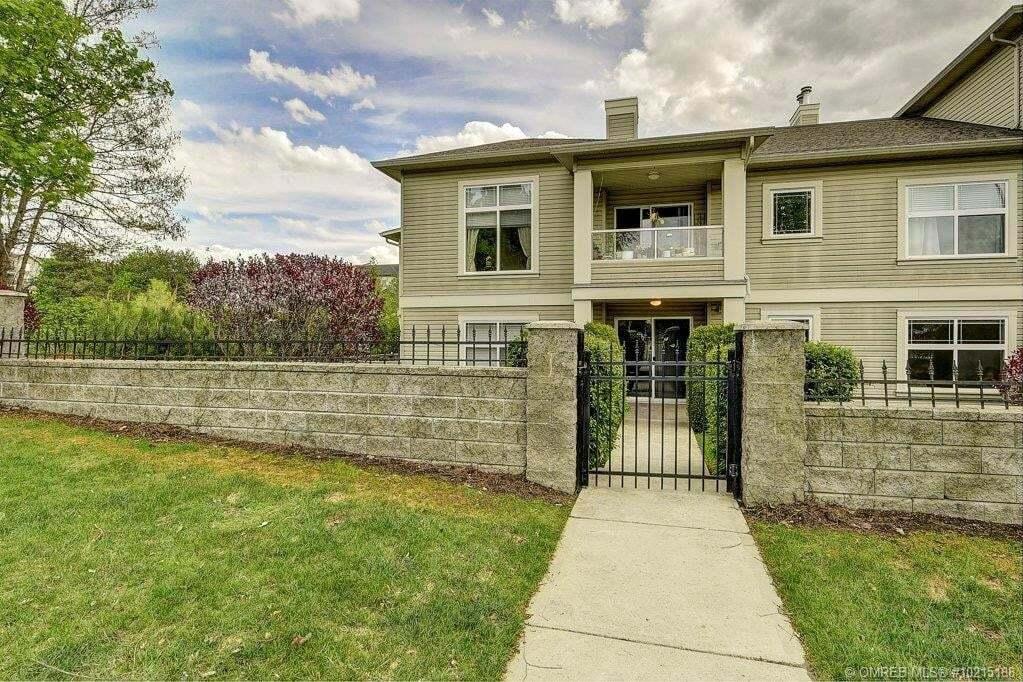 Condo for sale at 515 Houghton Rd Unit 105 Kelowna British Columbia - MLS: 10215188
