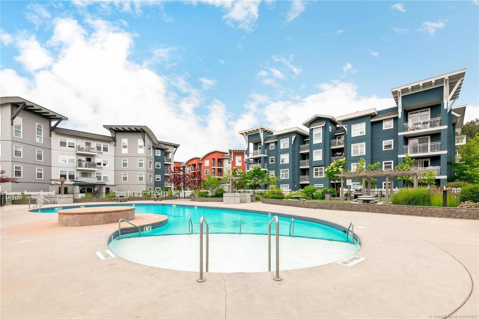Condo for sale at 547 Yates Rd Unit 105 Kelowna British Columbia - MLS: 10191513