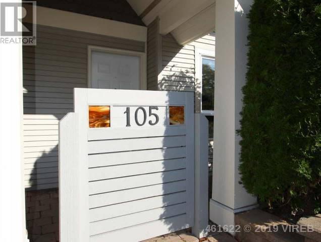 Condo for sale at 5620 Edgewater Ln Unit 105 Nanaimo British Columbia - MLS: 461622