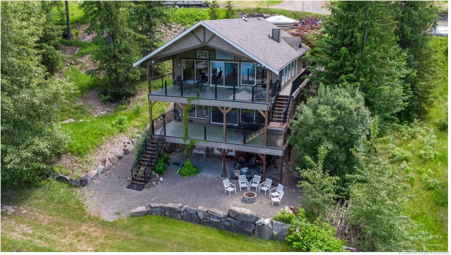 House for sale at 6421 Eagle Bay Rd Unit 105 Eagle Bay British Columbia - MLS: 10185402