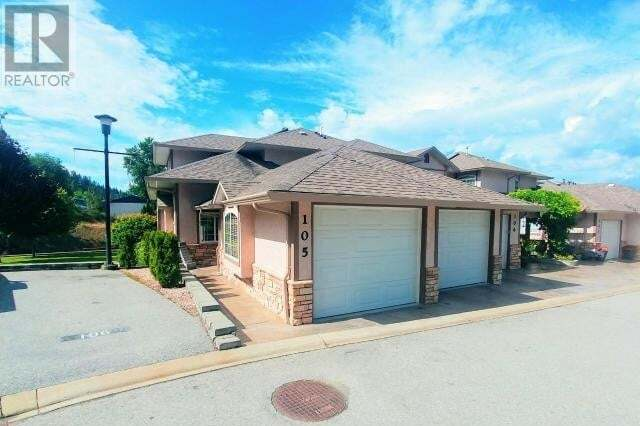 Townhouse for sale at 705 Balsam Ave Unit 105 Penticton British Columbia - MLS: 184334