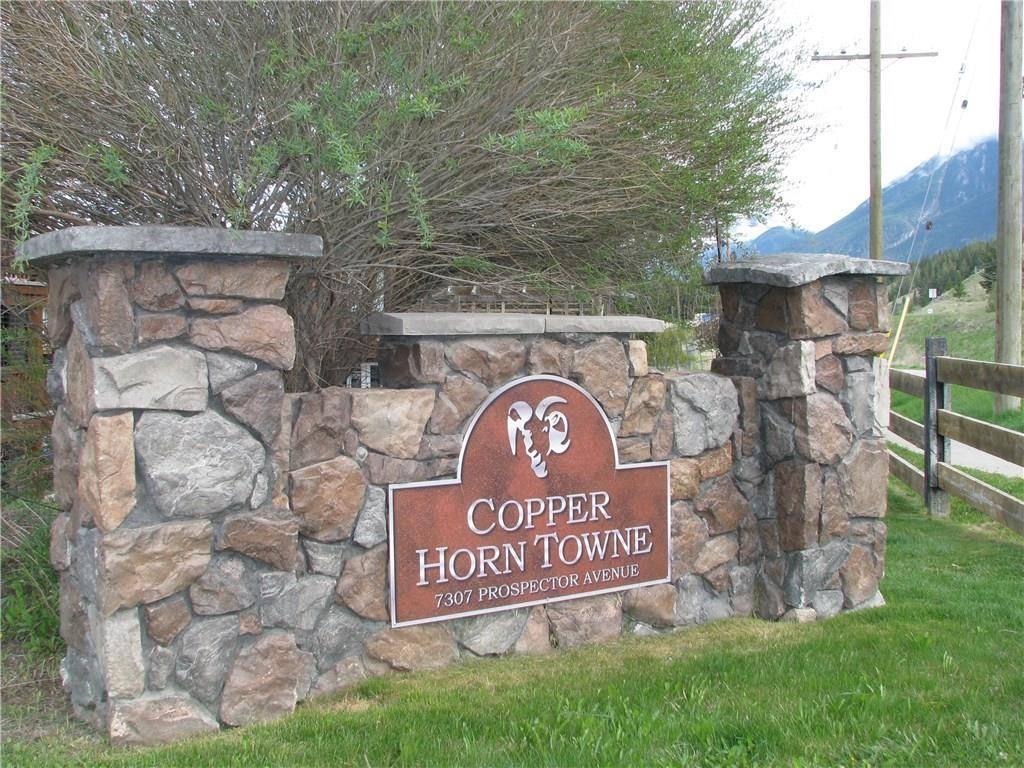 Condo for sale at 7307 Prospector Ave Unit 105 Radium Hot Springs British Columbia - MLS: 2433394