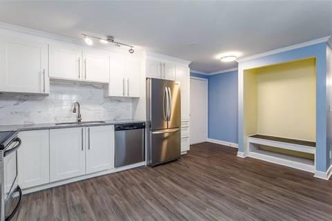 Condo for sale at 732 57 Ave Southwest Unit 105 Calgary Alberta - MLS: C4237677