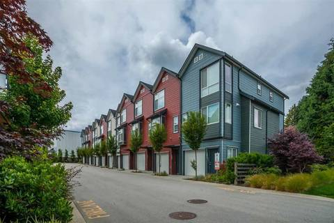 Townhouse for sale at 7533 Gilley Ave Unit 105 Burnaby British Columbia - MLS: R2405906