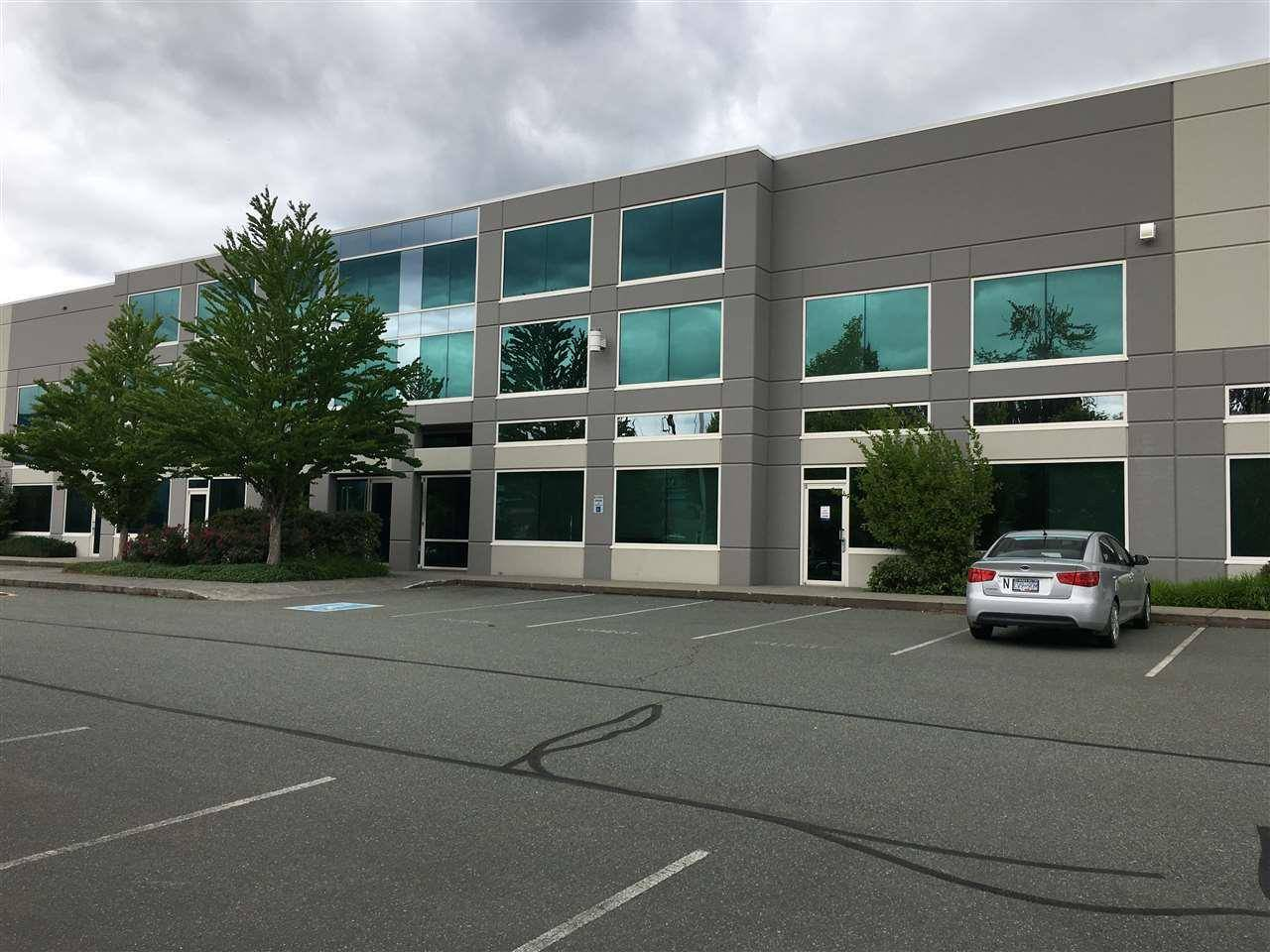 Commercial property for lease at 7955 Evans Rd Apartment 105 Sardis British Columbia - MLS: C8025499