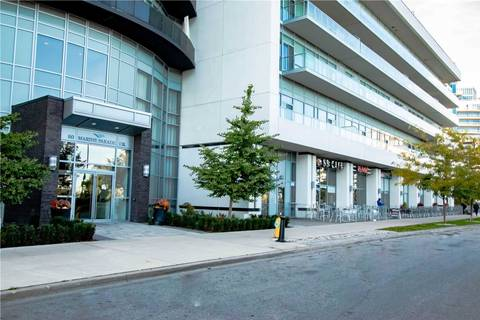 Condo for sale at 80 Marine Parade Dr Unit 105 Toronto Ontario - MLS: W4630310