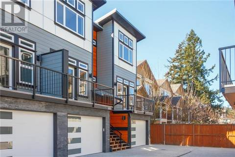 Townhouse for sale at 817 Arncote Ave Unit 105 Victoria British Columbia - MLS: 412912
