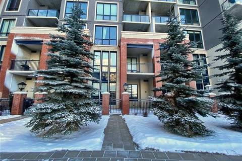 Condo for sale at 8880 Horton Rd Southwest Unit 105 Calgary Alberta - MLS: C4282106