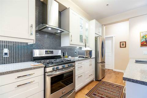 Townhouse for sale at 9229 University Cres Unit 105 Burnaby British Columbia - MLS: R2420218