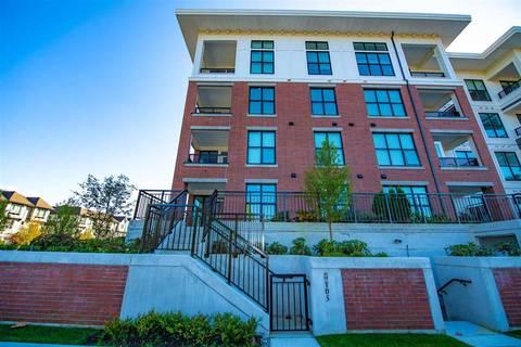 Condo for sale at 9500 Tomicki Ave Unit 105 Richmond British Columbia - MLS: R2411748