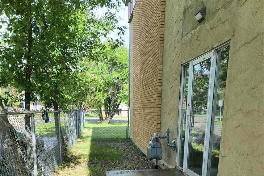Condo for sale at 9730 156 St NW Unit 105 Edmonton Alberta - MLS: E4203319