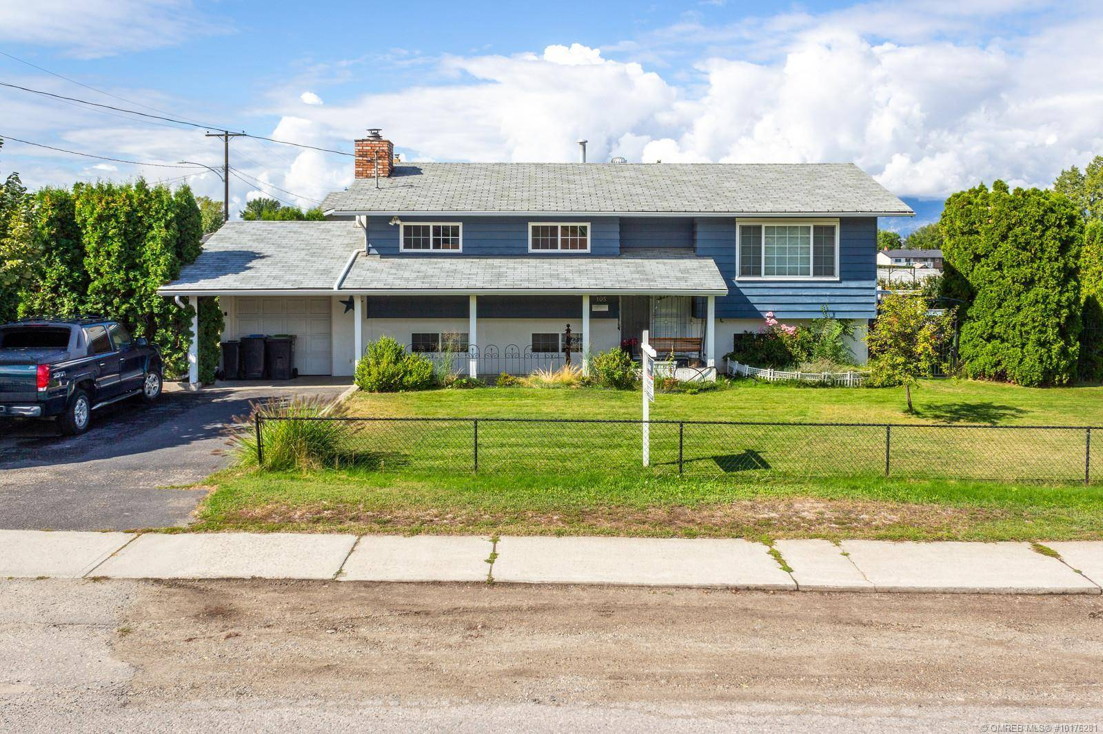 House for sale at 105 Adventure Rd Kelowna British Columbia - MLS: 10176281