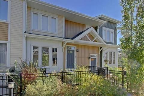 Townhouse for sale at 105 Auburn Bay Sq Southeast Calgary Alberta - MLS: C4278130