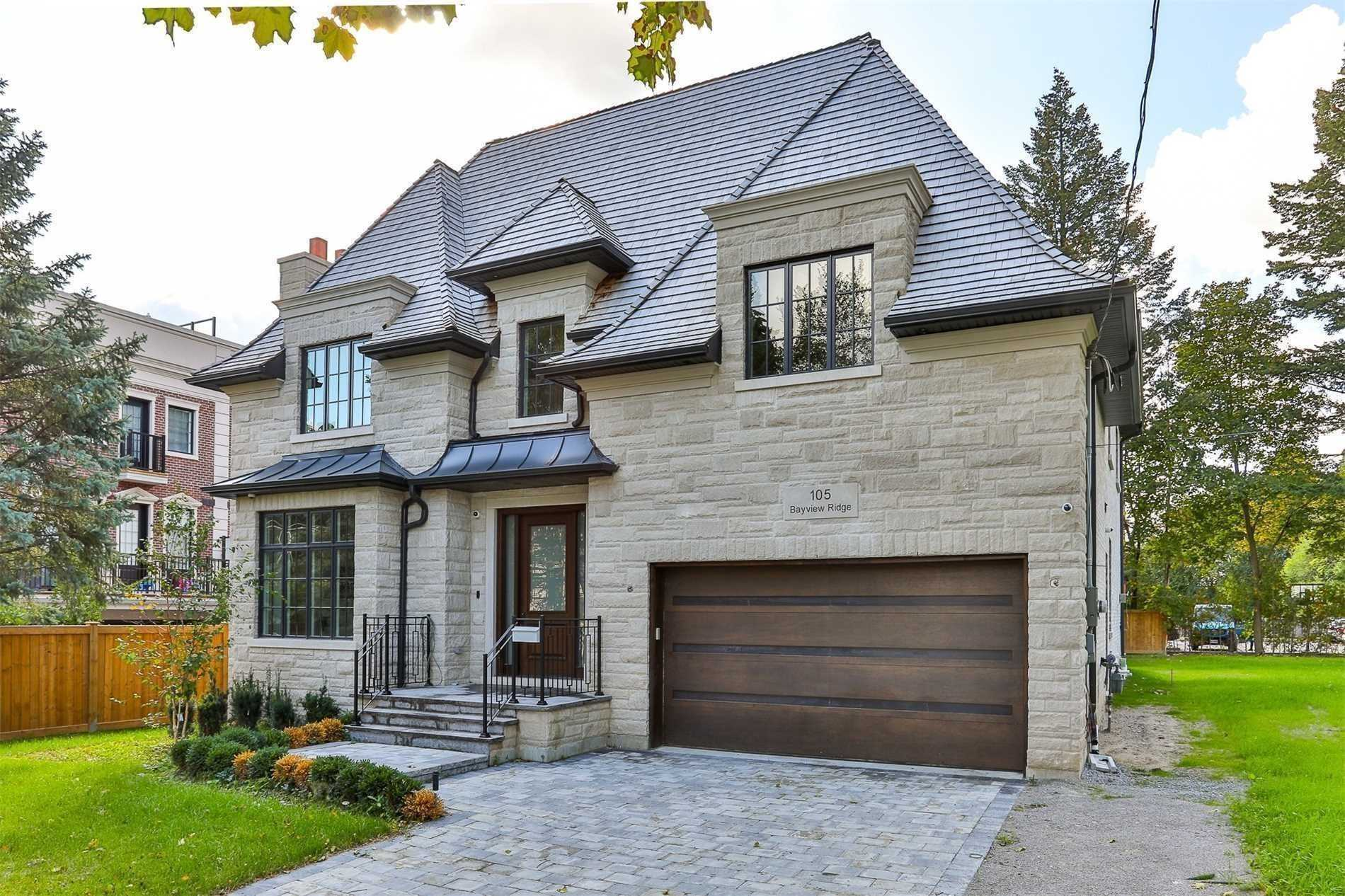 For Sale: 105 Bayview Ridge, Toronto, ON | 5 Bed, 6 Bath House for $4195000.00. See 19 photos!