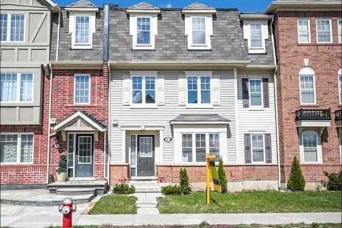 Townhouse for sale at 105 Bleasdale Ave Brampton Ontario - MLS: W4956544