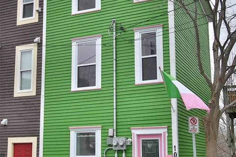 House for sale at 105 Bond St St. John's Newfoundland - MLS: 1195815