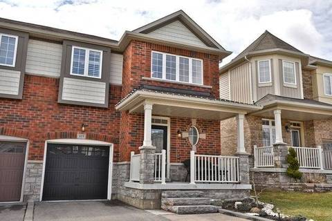 Townhouse for sale at 105 Bousfield Ri Hamilton Ontario - MLS: X4418341