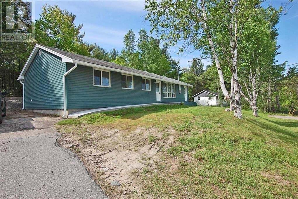 Commercial property for sale at 105 Bowes St Parry Sound Ontario - MLS: 255039