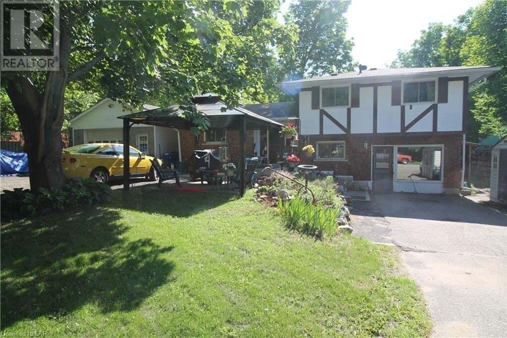 House for sale at 105 Burnett St Gravenhurst Ontario - MLS: 256233