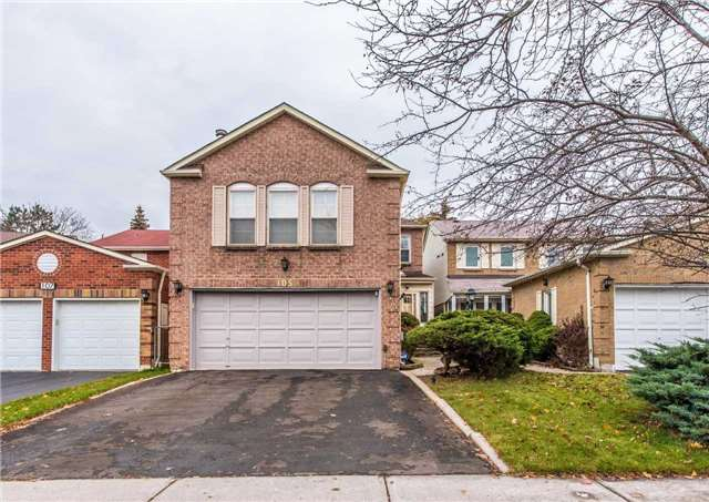For Sale: 105 Chapel Park Square, Toronto, ON   3 Bed, 3 Bath House for $999,000. See 20 photos!