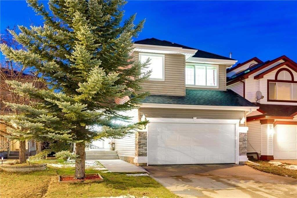 House for sale at 105 Citadel Crest Ci NW Citadel, Calgary Alberta - MLS: C4297535