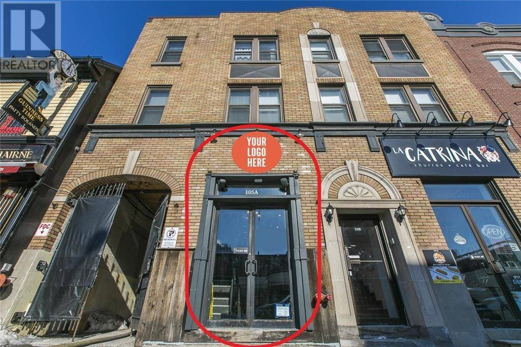 Commercial property for sale at 105 Clarence St Ottawa Ontario - MLS: 1178198