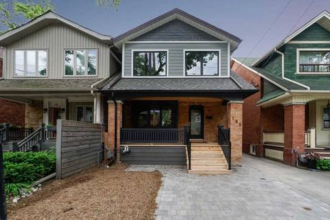 House for sale at 105 Colbeck St Toronto Ontario - MLS: W4453422