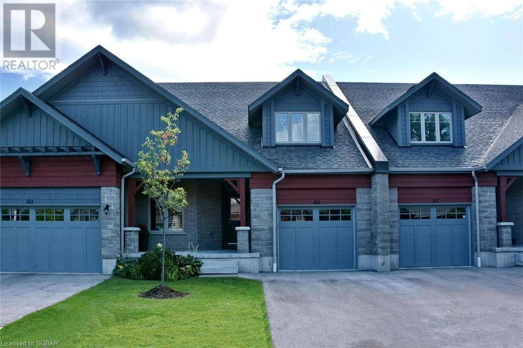 Home for sale at 105 Conservation Wy Collingwood Ontario - MLS: 250710